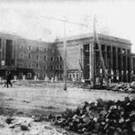 Строительство Педагогического института