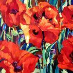 Цвет лета, 60х90, холст, масло, 2008