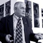 Археолог, доктор исторических наук Н.Б. Виноградов. 2008