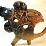 Борис Чернышев. Африканские окаменелости (керамика)
