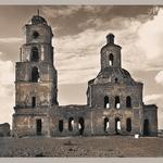 В разрушенных храмах...