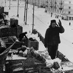 Строительство на улице Володарского