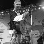 """Денис Никишин (группа """"Яхонтовый ларь""""). 2011"""