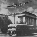 Городские троллейбусы