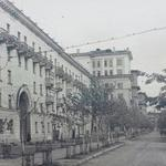 Квартал многоэтажных жилых домов завода им.Орджоникидзе