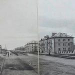 Металлургический район. Панорама ул.Молотова (ул.Шоссе Металлургов)