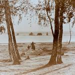 Озеро Смолино. Городской пляж