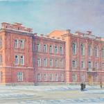 Реальное училище по ул.Садовой