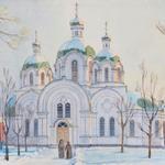 Вознесенская церковь женского монастыря