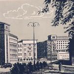 """Д.Фехнер """"Улица Воровского"""""""