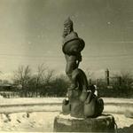 Черномор. Памятник, которого в городе уже нет...