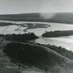 Строительство Шершневской плотины