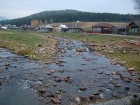 Село Тюлюк. Фото Сергея Белковского
