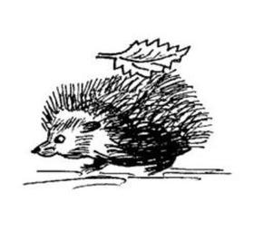 """Иллюстрация к книге """"Невыдуманные рассказы"""". Рисунок А.Д. Фехнер"""