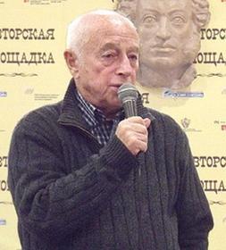 Александр Городницкий. Фото Валерия Иванова