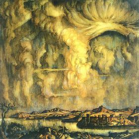 К.Ф.Богаевский. Облако, 1920-е годы