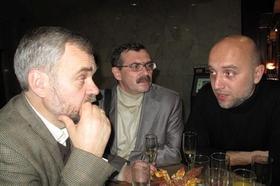 Павел Басинский - о визите в Челябинск известных российских писателей