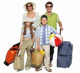 Дети плюс родители: как провести отпуск?