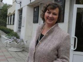 Елена Киприянова. Фото Александра Кондратюка