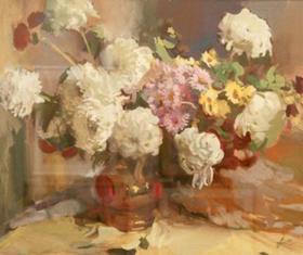 В Челябинской картинной галерее открылась персональная выставка работ Илюса Хасанова