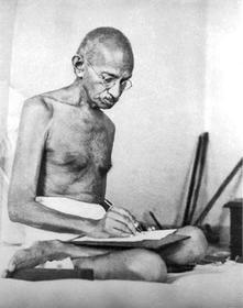 Махатма Ганди (1869-1948)