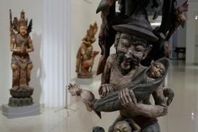 Мифы Индонезии в Челябинске