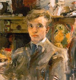 Автопортрет 1920 года