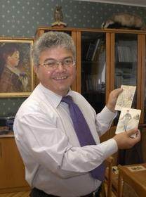 Историк, доктор исторических наук, профессор, ректор Челябинской государственной академии культуры и искусств В.Я. Рушанин