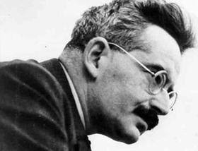 Вальтер Беньямин, философ, писатель, переводчик