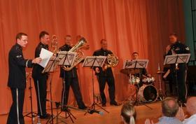 Оркестр ВВС США вновь в Челябинске