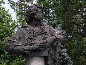 6 июня в Челябинске отметили день рождения Пушкина