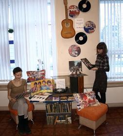 Битломания в библиотеке Пушкина