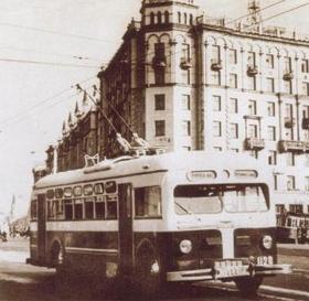 Последний троллейбус Челябинска