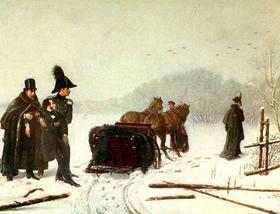 Дуэль Пушкина с Дантесом. А. А. Наумов, 1884