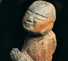 Энку (1632–1695) и его будды