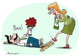 Женщина и грабли, или Как пользоваться законом подлости