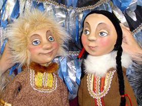 В Челябинске открыт национальный театр кукол
