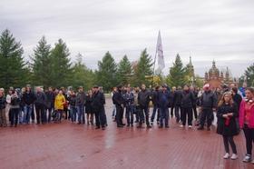 Челябинск примкнул к всероссийскому «Маршу миллионов»
