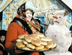 Челябинск: проводы зимы