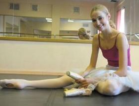 Первая солистка балета Большого театра станцевала на сцене Челябинской оперы