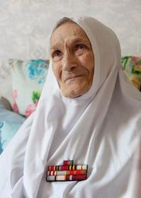 Майор Наталия - монахиня Адриана