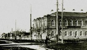Школа и окрестности. №1