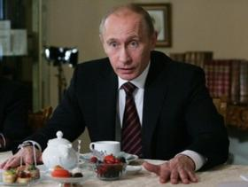 Путин и писатели