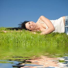 Женщина как река