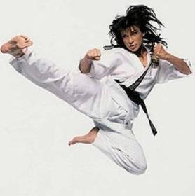 Мастера боевых искусств. Синтия Ротрок