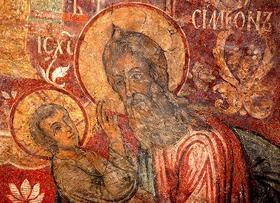Праздник Сретения Господня отмечают православные христиане