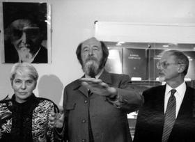 О Солженицыне, эмиграции и судьбах России и Европы