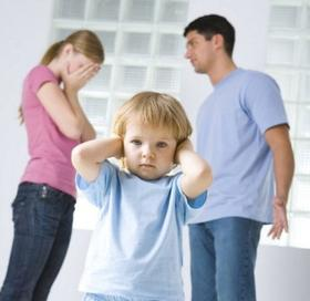 Если родители спорят…