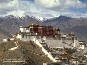 Тибет: об оракулах, нравах и образе жизни
