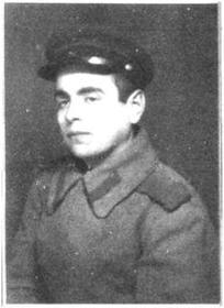 Зиновий Кнель. Февраль 1945